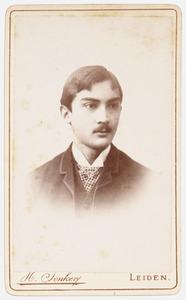 Portret van Jan Jacob Modderman (1867-1889)