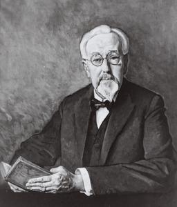 Portret van Adriaan Beets (1860-1937)