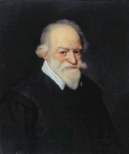 Portret van François Spiering (?-1630)