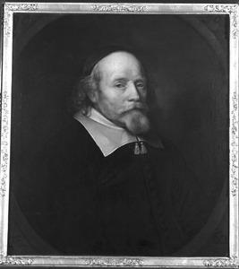 Portret van Louis de Geer