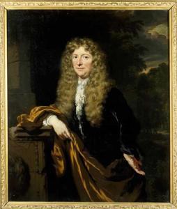 Portret van Jacob Martens (1636-1693)
