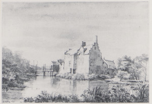 Boekenburg (of Boekhorstenburg) bij Voorhout