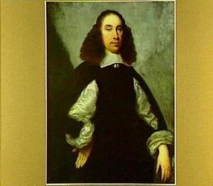 Portret van Jan Alphert Aemilius (1626-1679)