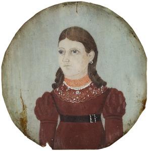 Portret van Elisabeth Wilhelmina van Leeuwen (1813-1870)