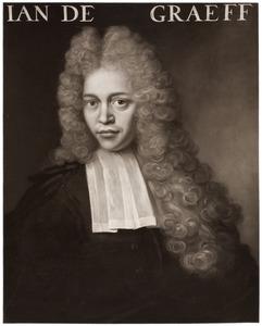Portret van Jan de Graeff (1673-1714)