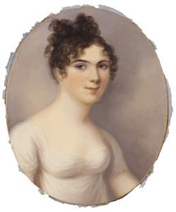 Portret van Anna Petronella van Sypesteyn (1787-1853)