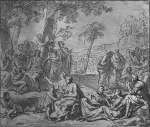 Vermenigvuldiging van het brood (Matteüs 14:13-21, 15:32-39; Marcus 6:32-44, 8:1-10; Lucas 9:10-17; Johannes 6:1-14)