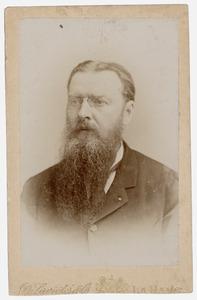 Portret van Edmond Willem Ferdinand Wttewaall van Stoetwegen (1840-1908)