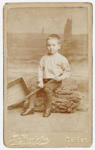 Portret van Albert Harm Kamerlingh Onnes (1888-1956)