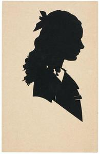 Portret van Johanna (Hanna) Elisabeth Valckenier Kips (1905-1984)