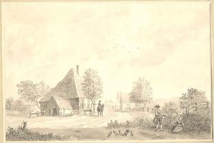 Pleisterplaats bij Deest