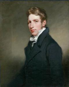 Portret van Willem van Loon (1794-1847)