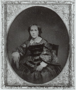 Portret van Elisabeth Andreas (1835-1901)