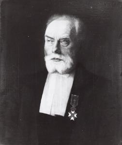 Portret van Hendrik Wefers Bettinck (1839-1921)