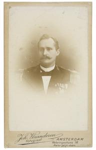 Portret van George Frederik Gustaaf Gobius (1858-1941)