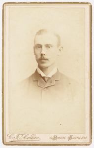 Portret van Johan Lodewijk Mock (1862-1929)