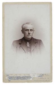 Portret van Jan Postma (...-...)
