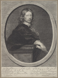 Portret van Govert Flinck (1615-1660)