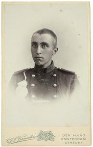 Portret van Herman Bosma (1881-)