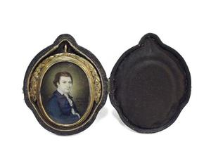 Portret van Jacobus Bellamy (1757-1786)