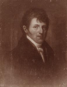 Portret van Arnold Hendrik Koning (1784-1850)