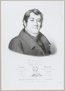 Portret van Frederik Berewout (1764-1836)