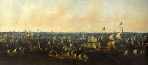 Slag op de Zuiderzee, 6 oktober 1573