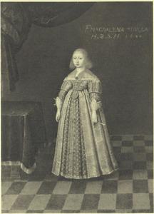 Portret van Magdalena Sibilla