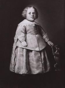Portret van Jan ten Berge