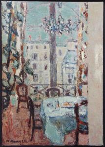 La salle à manger Neuilly