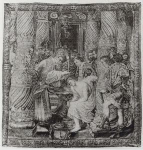 De doop van Constantijn
