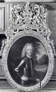 Portret van Walraad van Steenhuys ( -1722)