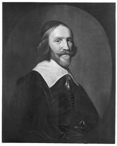 Portret van Cornelis van Beveren (1591-1663)