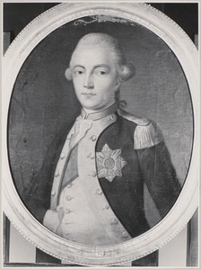 Portret van Friedrich Ludwig van Hessen -Darmstadt (1759-1802)