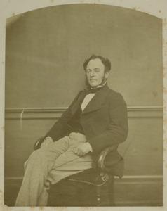 Portret van J.M.H. Jansen