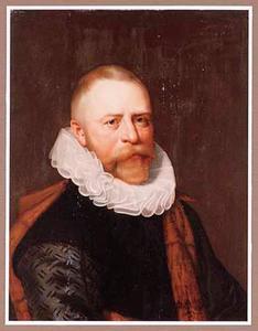 Portret van Rombout Hogerbeets (1561-1625)