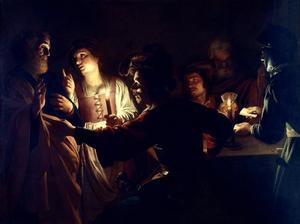 De verloochening van de H. Petrus