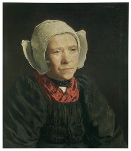 Portret van Japie Wiegers