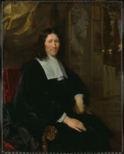 Portret van Pieter de la Court (1618-1685)