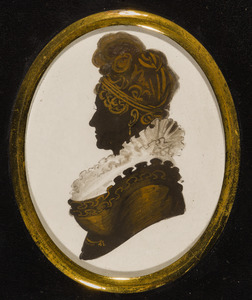 Portret van Marie Catherine Frederique gravin Bentinck (1767-1826)