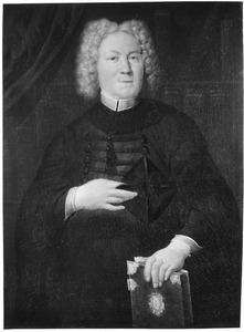 Portret van Hubertus d' Estordeur (1678-1748)