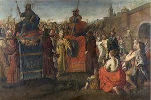 Heidense processie