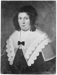 Portret van Geertruy van den Berghe (?-1652)
