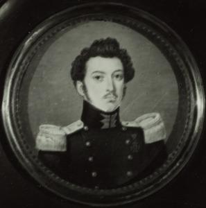Portret van Claas Gerdenier (1802-1870)
