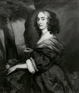 Portret van Louise Hollandine van de Palts (1622-1709)