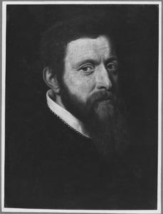 Portret van  een man, waarschijnlijk Jacob de Moor (1539-1599)