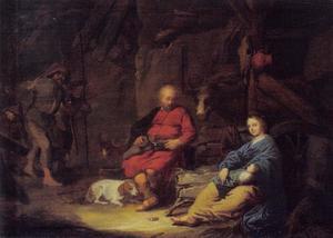 De aanbidding der herders (Lukas 2: 1-21)