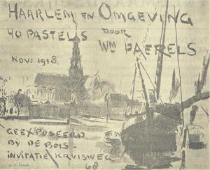 Zicht op Haarlem