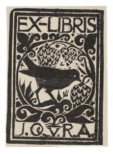 Ex-Libris J.Q.V.R.A.