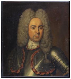 Portret van Louis Adriaan van Kretschmar (1679-1709)